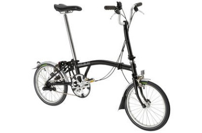 Compact Size and Space Saving Folding Bike