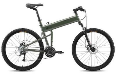 Convenient Usage Folding Bike