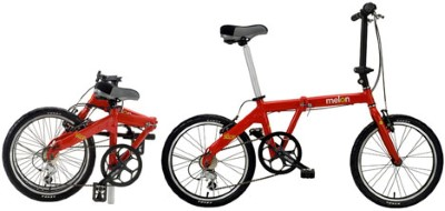 Various Options of Shapes and Sizes Folding Bike